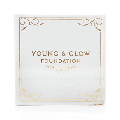 Young & Glow Foundation Cream, 7 g