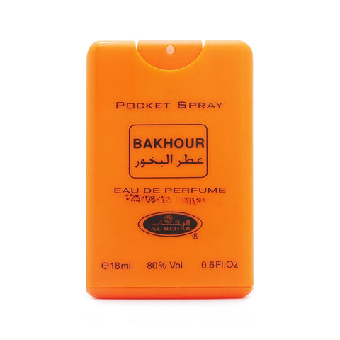Al Rehab, Pocket Spray, Bakhour, 18 ml