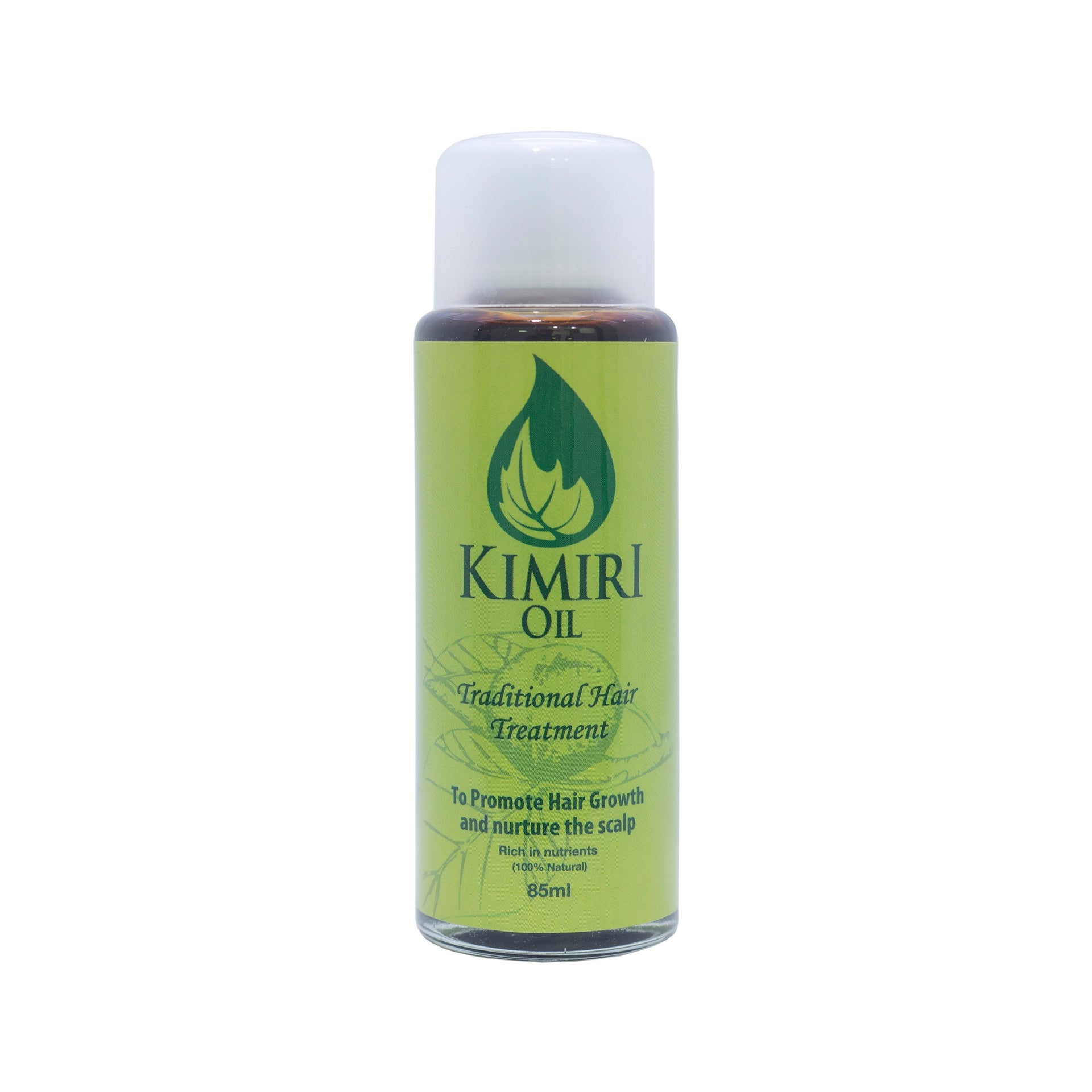 Kimiri Oil, Traditional Hair Treatment, 85 ml