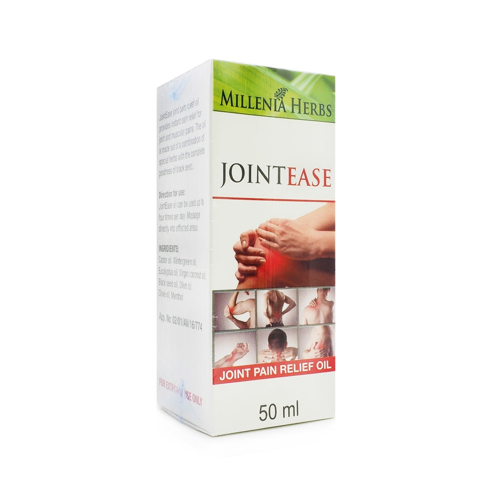 Millenia Herbs, Joint Ease, 50 ml
