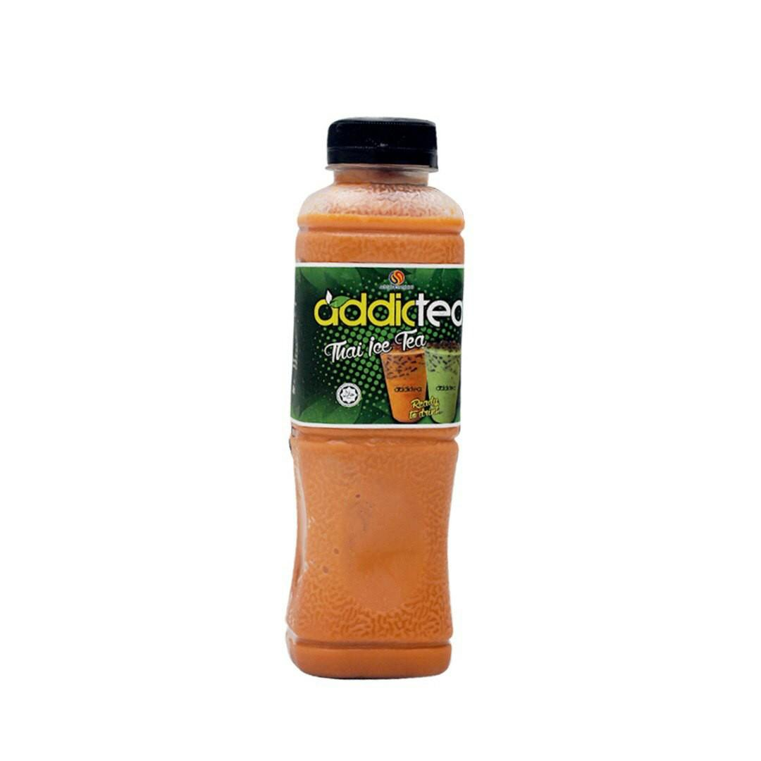 ASF, Addicted Thai Tea Drink, 500 ml