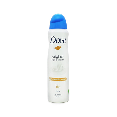 Dove, Original Light & Smooth Moisturising Cream, 150 ml