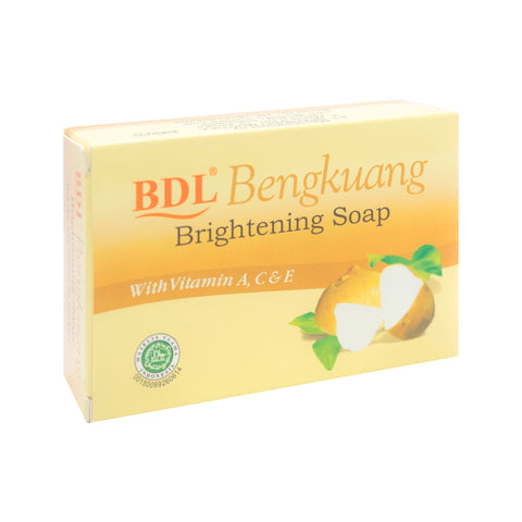 BDL, Bengkuang Whitening Soap, 128 gm