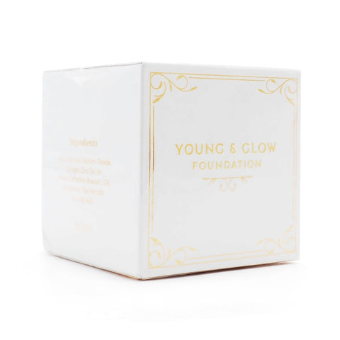 Young & Glow Foundation Cream 7 g
