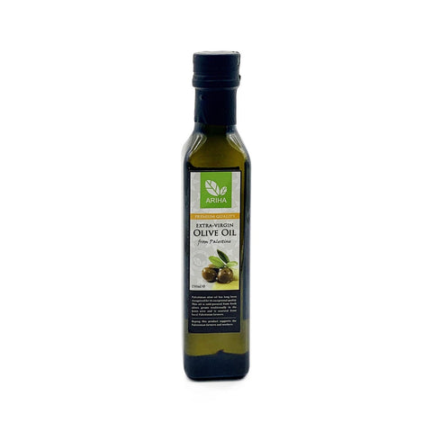 Ariha, Palestine Extra Virgin Olive Oil, 250 ml