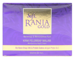Safi, Rania Gold, Moisturising Night Cream, 40 g