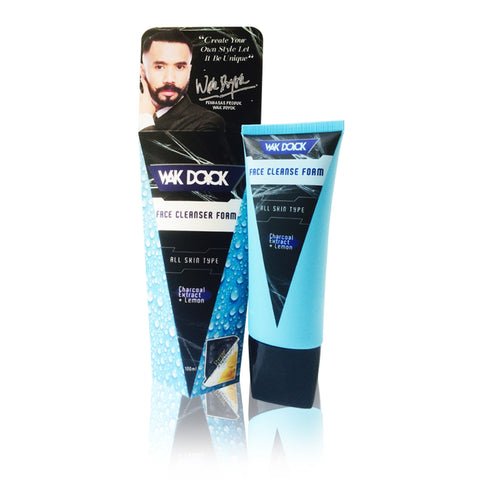 Wak Doyok, Face Cleanser Foam, 100 ml