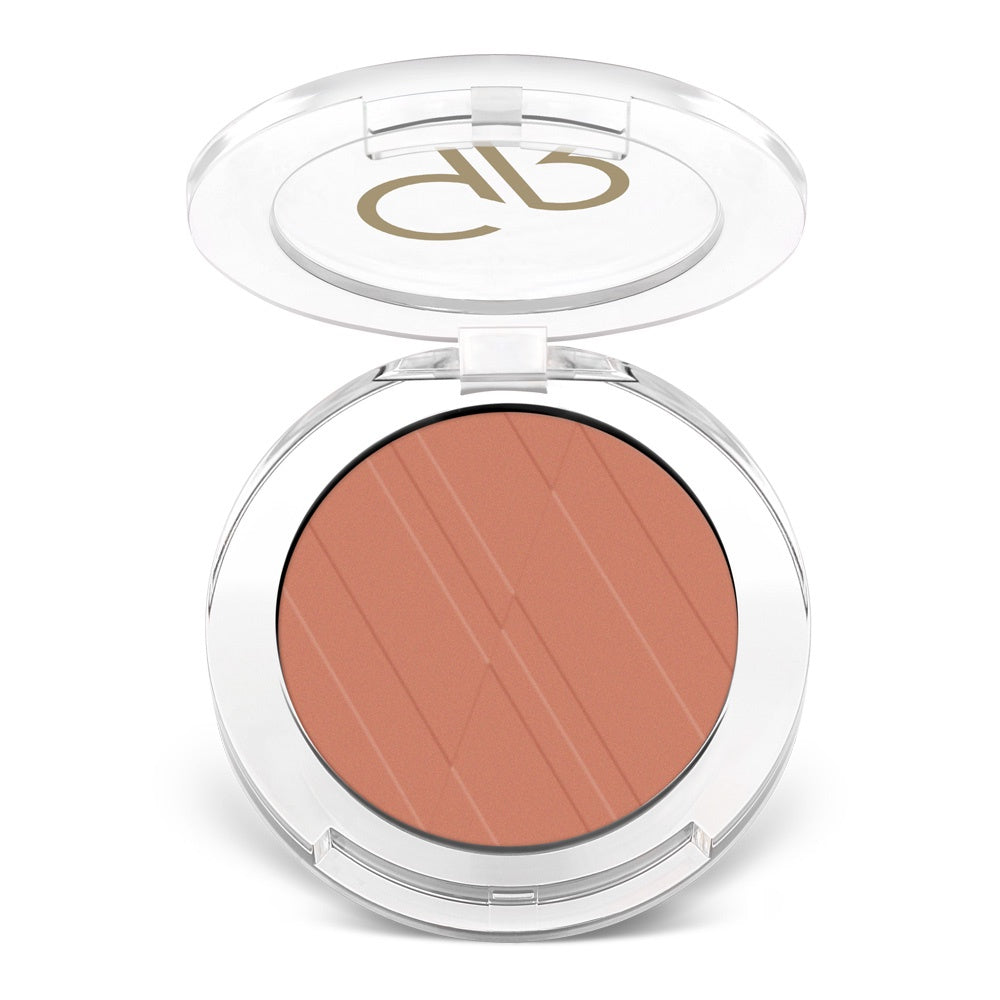 Golden Rose, Powder Blush, 10 Peach Glaze