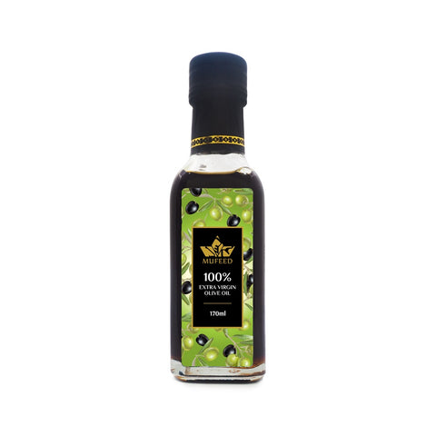 Mufeed,  100% Extra Virgin Olive Oil, 170 ml