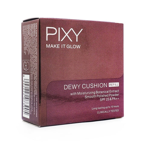 Pixy, Make It Glow, Dewy Cushion Refill, 201 Neutral Beige, 15 g