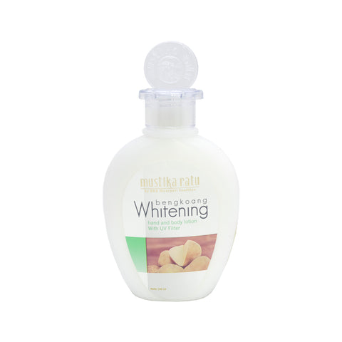 Mustika Ratu, HBL, Bengkoang Whitening, with UV Filter, 150 ml