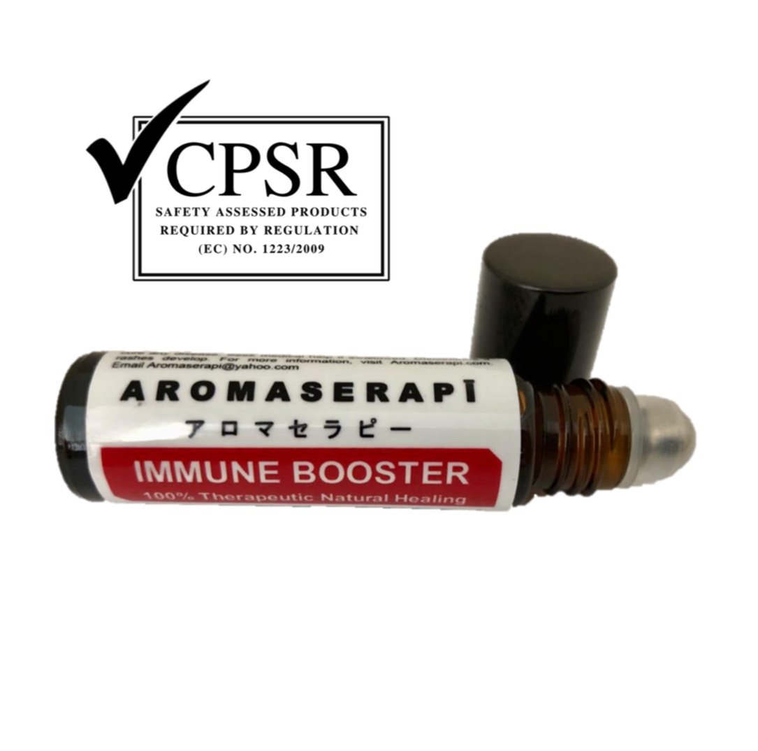 Aromaserapi, Adult Immune Booster Roll On, 10 ml