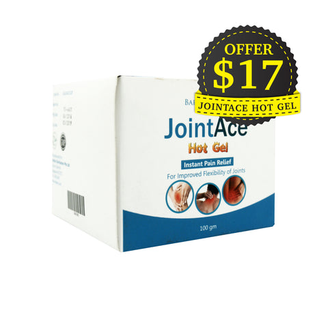 Joint Ace, Hot Gel, 100 g