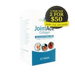 Vita Ark, Joint Ace Collagen, 30 tablets