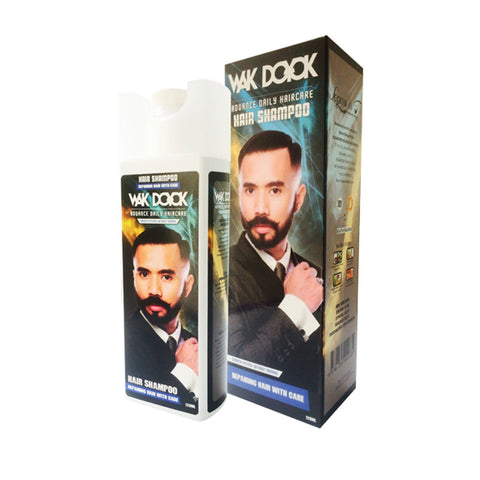 Wak Doyok, Repairing Hair With Care Shampoo, 120 ml