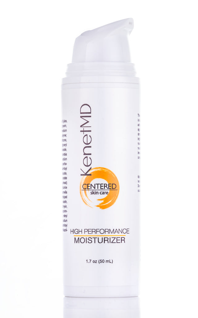 HIGH PERFORMANCE MOISTURIZER