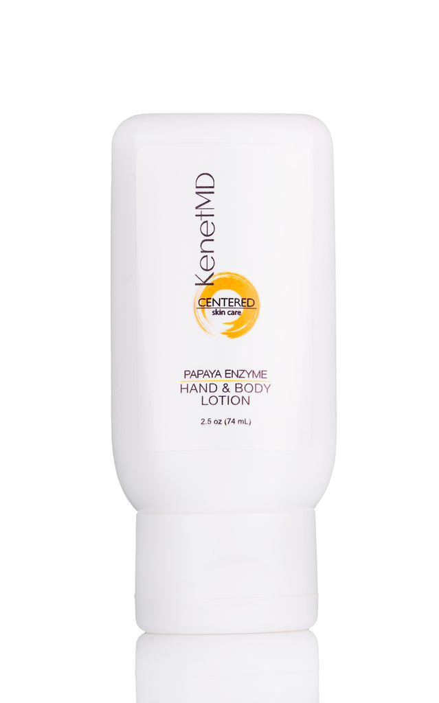 PAPAYA ENZYME HAND & BODY LOTION