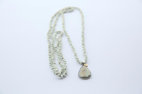 Long Sparkle Necklace