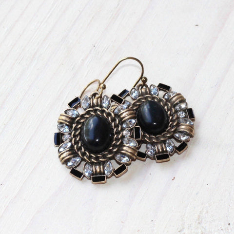 Ornate Mixed Earrings