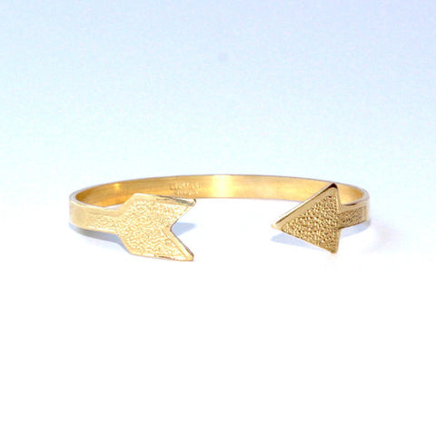Arrow Bangle Cuff