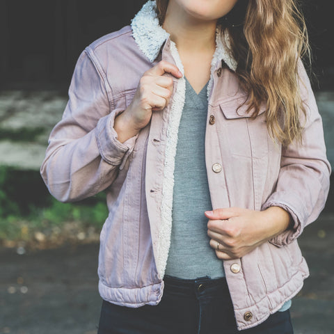 Button Up Everyday Jacket