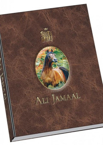 Ali Jamaal: Stallion Book