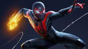 Marvel Spider-Man Miles Morales - Game Profile | Shamy Stores