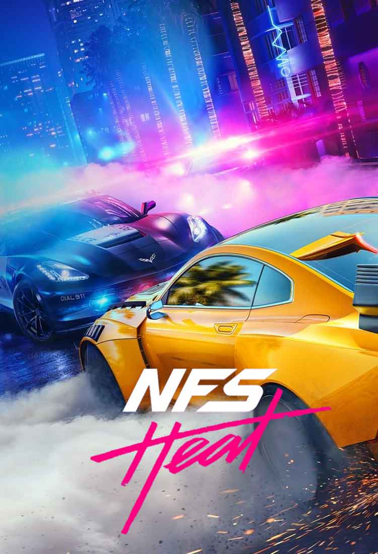 need for speed heat ps4 playstation 4