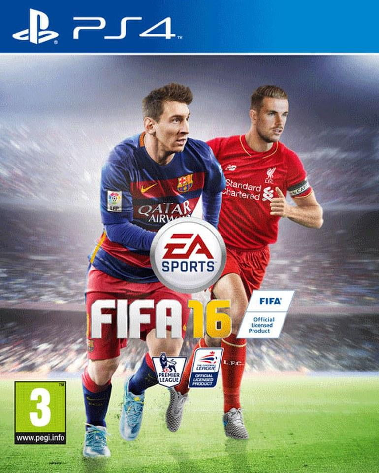 FIFA 16 E PS4 Game - Shamy Stores
