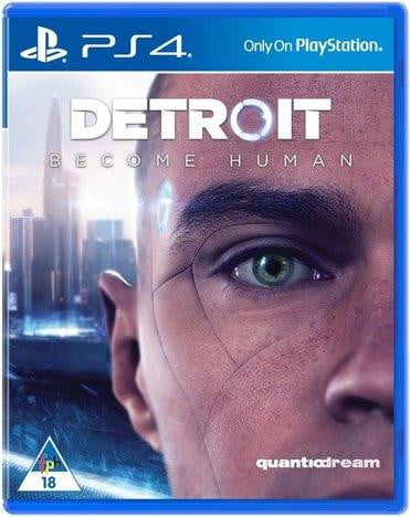 Shamy Stores Detroit Become Human (PS4) PS4 Game Quantic Dream Quantic Dream egypt