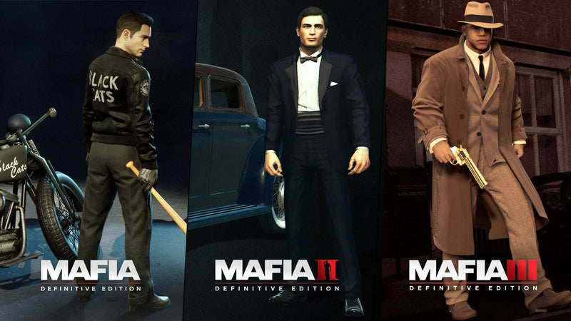 Mafia: Trilogy (PS4)