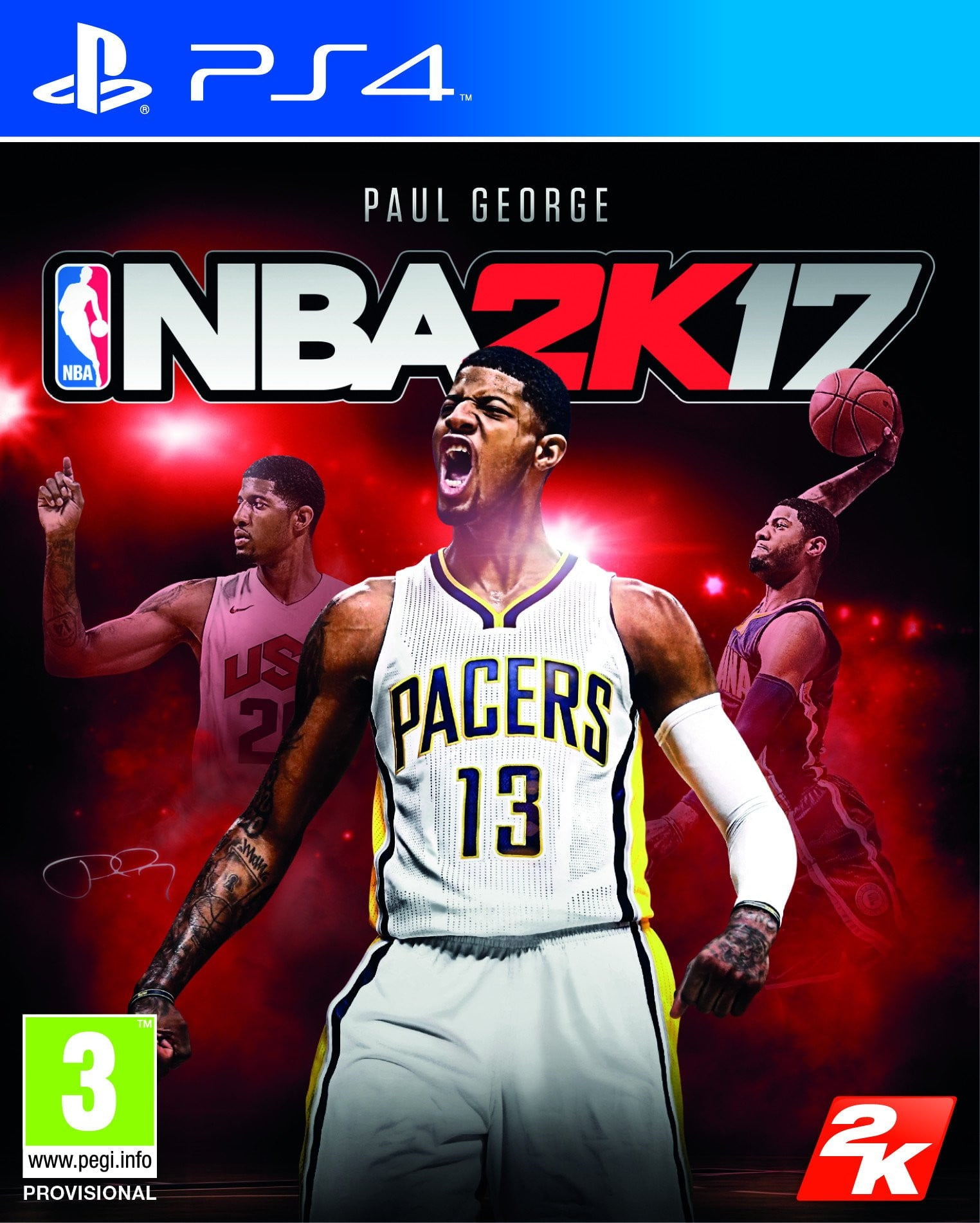 Buy NBA 2K17 (PS4) PS4 Game in Egypt - Shamy Stores