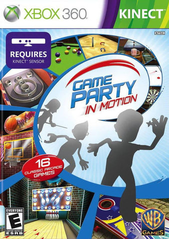 Party: In Motion - ShamyStores