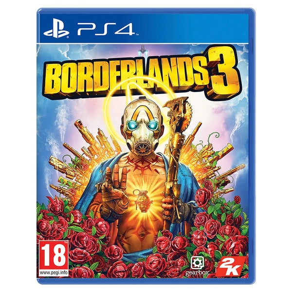 Shamy Stores Borderlands 3 (PS4) Used PS4 Game 2K 2K egypt