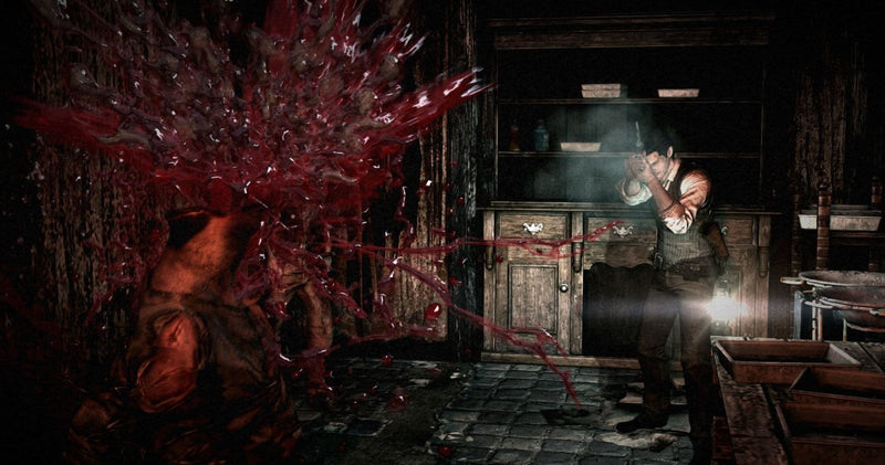 The Evil Within (PS3)