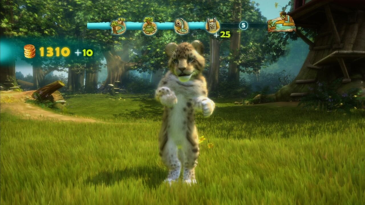 Buy Kinectimals: Now with Bears! (XBOX 360) XBOX 360 Game in Egypt - Shamy Stores