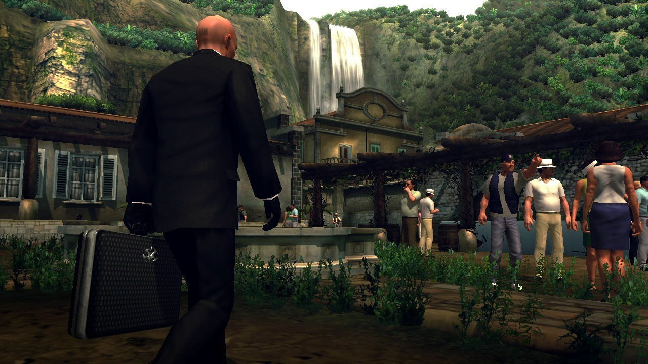 Buy Hitman HD Trilogy (PS3) PS3 Game in Egypt - Shamy Stores
