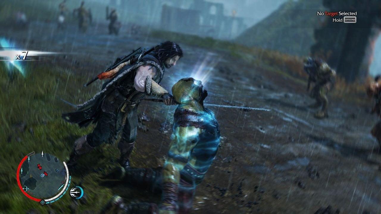 Buy Shadow Of Mordor (PS3) PS3 Game in Egypt - Shamy Stores
