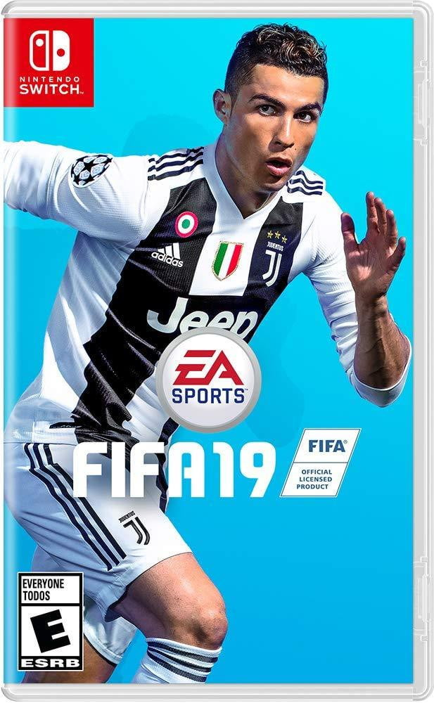 Buy FIFA 19 (Switch) Nintendo Switch in Egypt - Shamy Stores