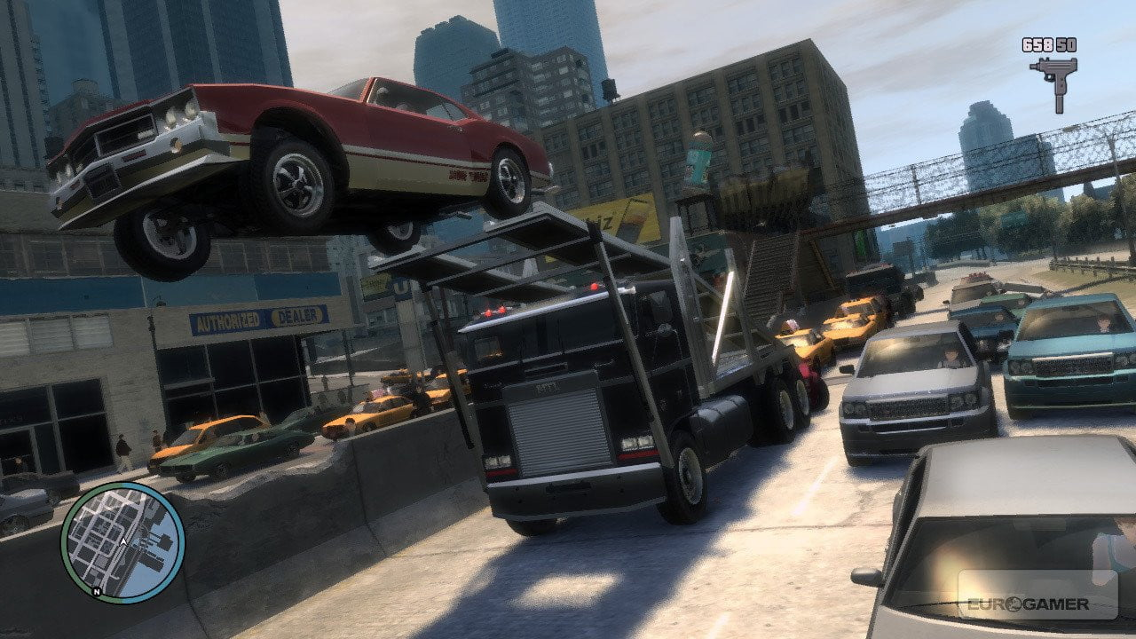 Buy Grand theft auto IV & episodes from liberty city (XBOX 360) XBOX 360 Game in Egypt - Shamy Stores