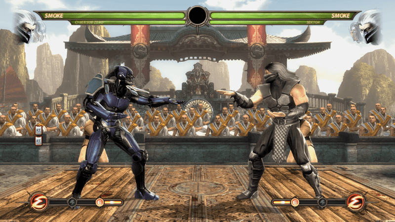 Buy Mortal Kombat: Komplete Edition XBOX 360 Game in Egypt - Shamy Stores