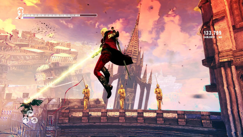 Buy DmC Devil May Cry Definitive Edition(PS4) PS4 Game in Egypt - Shamy Stores
