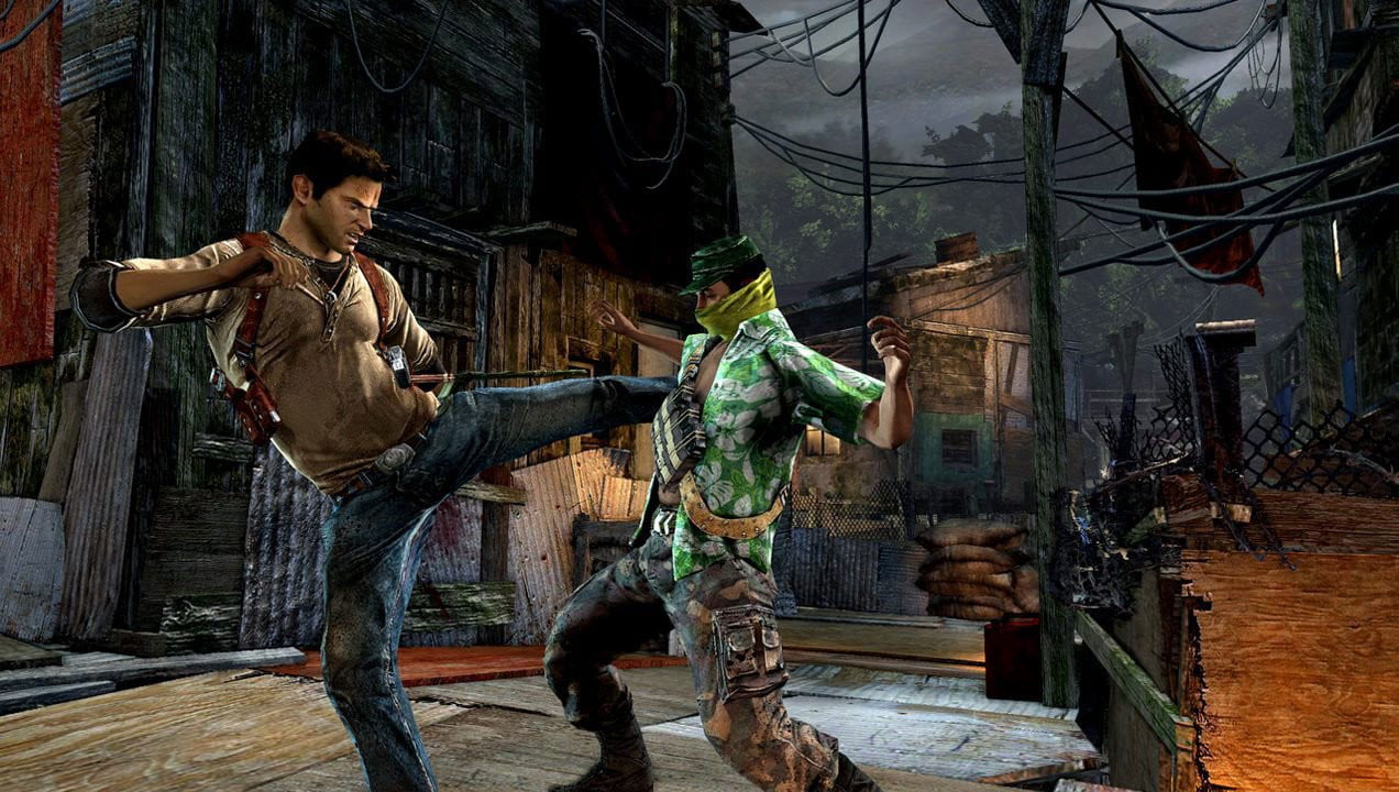 Uncharted: Golden Abyss PS Vita - Shamy Stores