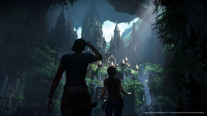 Uncharted The Lost Legacy (PS4) Used