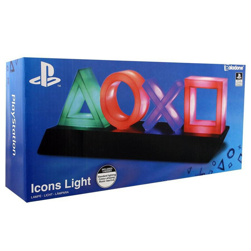 PS4 Icons Light