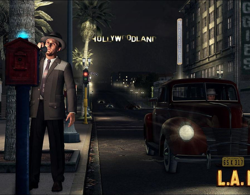 Buy L.A. Noire (PS4) PS4 Game in Egypt - Shamy Stores