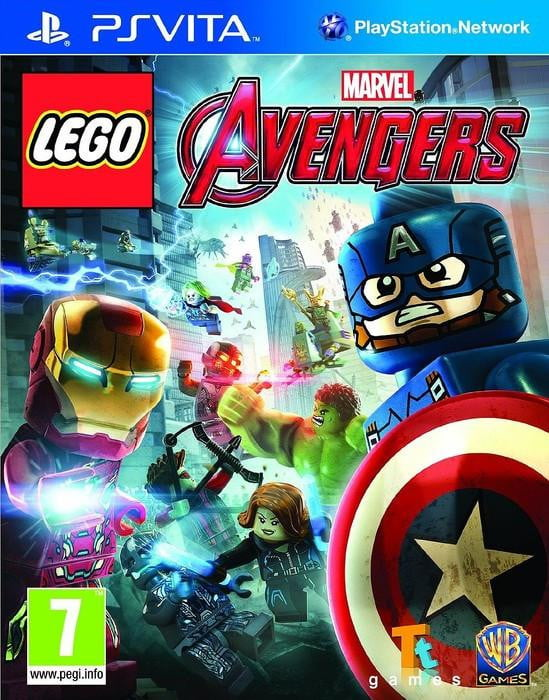 Buy Lego Marvel Avengers PS Vita in Egypt - Shamy Stores