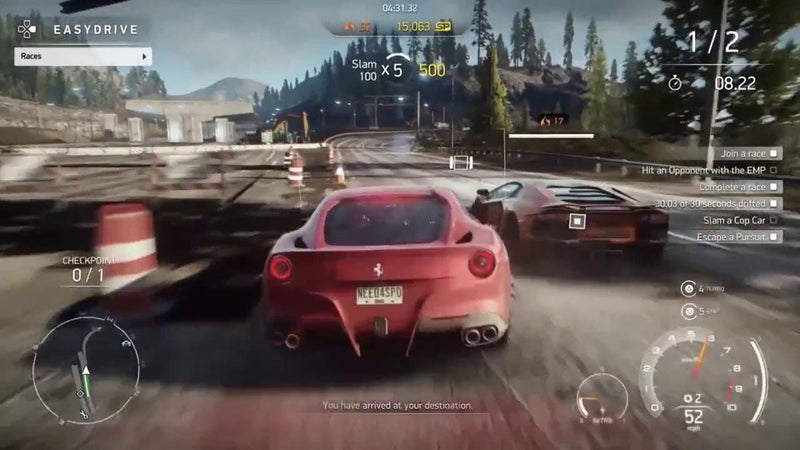 Buy NFS Rivals (PS4) PS4 Game in Egypt - Shamy Stores