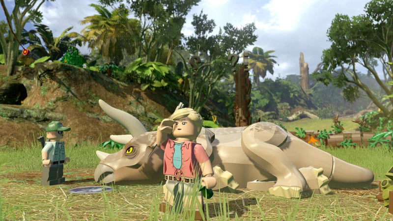Buy LEGO Jurassic World (PS4) PS4 Game in Egypt - Shamy Stores