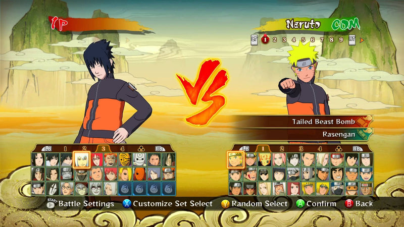 Buy Naruto Ultimate Ninja PS3 Game in Egypt - Shamy Stores